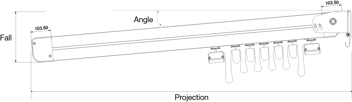 RECOMMEND ANGLE TABLE FOR OZTECH