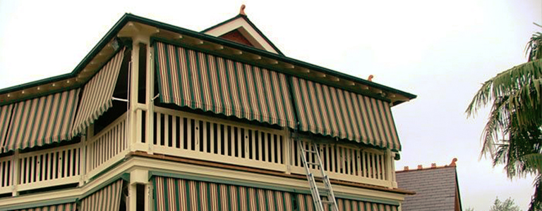 Upgrade your awnings with these decorative ideas