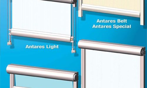 Antares Tension System
